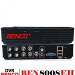 đầu ghi hình benco camera BENCO-8008E