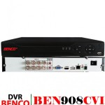 đầu ghi hình benco camera BENCO-908cvi